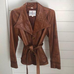 Wilson VINTAGE 100% Leather Jacket